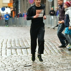 The 25th Lattelecom Riga marathon - Jānis Kostjuks (1604)