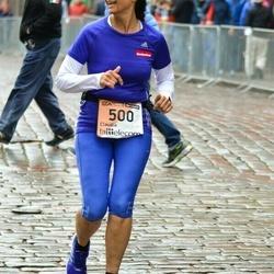 The 25th Lattelecom Riga marathon - Claudia Erdmann (500)