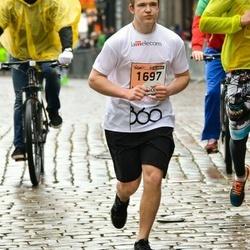 The 25th Lattelecom Riga marathon - Gustavs Šmits (1697)
