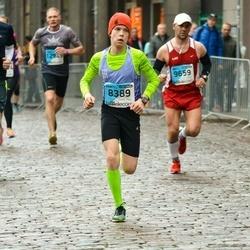 The 25th Lattelecom Riga marathon - Mārcis Adamovičs (8389)