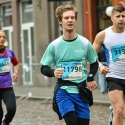 The 25th Lattelecom Riga marathon - Jānis Pētersons (11798)