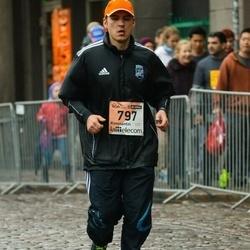 The 25th Lattelecom Riga marathon - Konstantin Rost (797)
