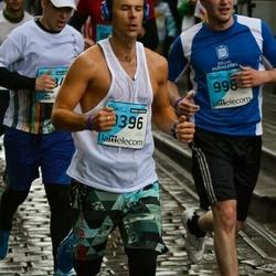 The 25th Lattelecom Riga marathon - Sergejs Nikisins (9396)