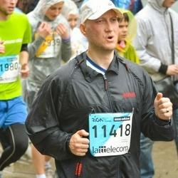 The 25th Lattelecom Riga marathon - Ainārs Andersons (11418)