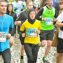 The 25th Lattelecom Riga marathon - Gunta Grīnvalde (10992)