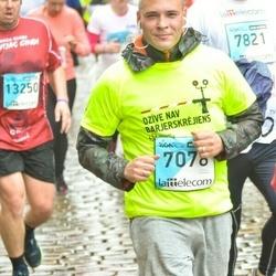 The 25th Lattelecom Riga marathon - Vadims Gonts (7078)