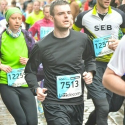 The 25th Lattelecom Riga marathon - Le Goff Kevin (7513)