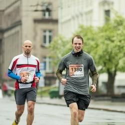 The 25th Lattelecom Riga marathon - Gatis Melbārdis (1380)