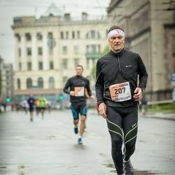 The 25th Lattelecom Riga marathon - Andris Jansons (207)