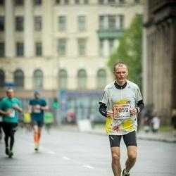 The 25th Lattelecom Riga marathon - Artūrs Rozenfelds (1059)