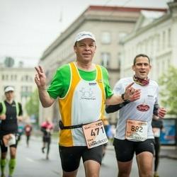 The 25th Lattelecom Riga marathon - Uwe Stein (471)