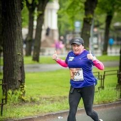 The 25th Lattelecom Riga marathon - Marika Ranta (905)
