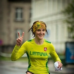 The 25th Lattelecom Riga marathon - Danguole Bickuniene (1506)