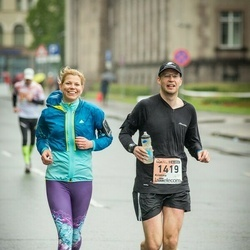 The 25th Lattelecom Riga marathon - Emīls Rupais (1419)