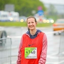 The 25th Lattelecom Riga marathon - Evelina Linder (4748)