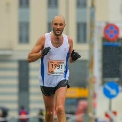 The 25th Lattelecom Riga marathon - Aleksejs Sapogovs (1791)