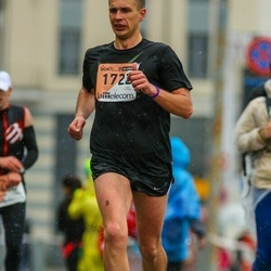 The 25th Lattelecom Riga marathon - Ainārs Ansons (1722)
