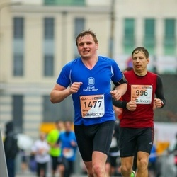 The 25th Lattelecom Riga marathon - Gatis Bērziņš (1477)