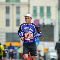 The 25th Lattelecom Riga marathon - Andris Pētersons (861)