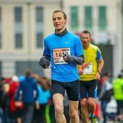 The 25th Lattelecom Riga marathon - Mihhail Kornõšev (1418)