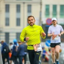 The 25th Lattelecom Riga marathon - Loïc Bergot (399)
