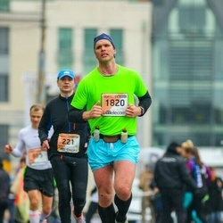 The 25th Lattelecom Riga marathon - Ivars Lazdiņš (1820)