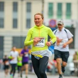 The 25th Lattelecom Riga marathon - Iiris Pelkonen (1104)