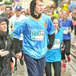 The 25th Lattelecom Riga marathon - Jānis Zvirbulis (10324)