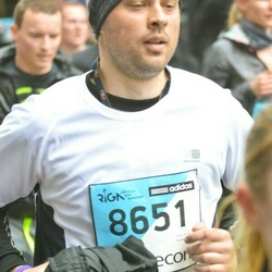 The 25th Lattelecom Riga marathon - Andrejs Lipskis (8651)