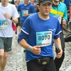 The 25th Lattelecom Riga marathon - Jānis Asaris (8070)