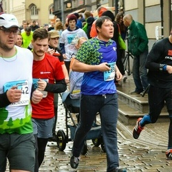 The 25th Lattelecom Riga marathon - Aiga Anitena (12655)
