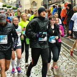 The 25th Lattelecom Riga marathon - Alise Artamonova (8743)