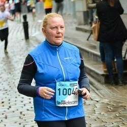 The 25th Lattelecom Riga marathon - Mari Mandel-Madise (10040)