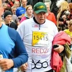 The 25th Lattelecom Riga marathon - Ēriks Mertens (15415)
