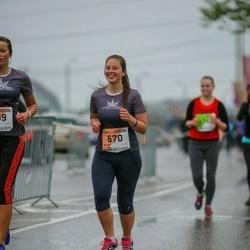 The 25th Lattelecom Riga marathon - Alise Peniķe (670)