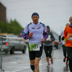 The 25th Lattelecom Riga marathon - Janssens Alain (3173)