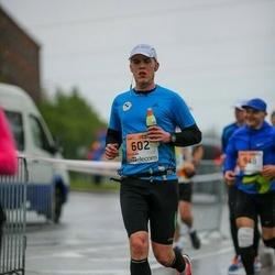 The 25th Lattelecom Riga marathon - Kristian Kukkonen (602)