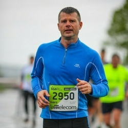 The 25th Lattelecom Riga marathon - Ivars Lenšs (2950)