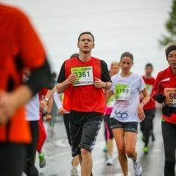 The 25th Lattelecom Riga marathon - Klāvs Bērziņš (3361)