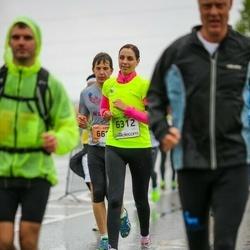 The 25th Lattelecom Riga marathon - Anete Skrebele (6312)