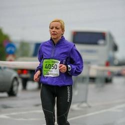 The 25th Lattelecom Riga marathon - Anna Kaisa Mäkelä (4050)