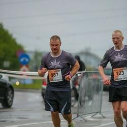 The 25th Lattelecom Riga marathon - Genadijs Belajevs (967)