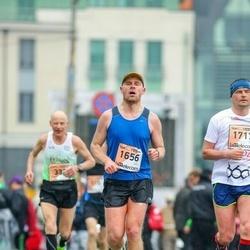 The 25th Lattelecom Riga marathon - Aare Huik (1656)