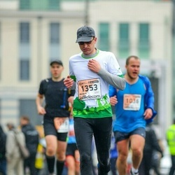 The 25th Lattelecom Riga marathon - Ainārs Grīnvalds (1353)