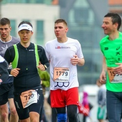 The 25th Lattelecom Riga marathon - Emīls Rozentāls (1779)