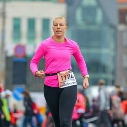 The 25th Lattelecom Riga marathon - Agnese Maskalāne (1174)
