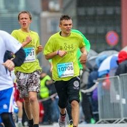 The 25th Lattelecom Riga marathon - Ēriks Šalājevs (10706)