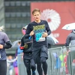 The 25th Lattelecom Riga marathon - Dominykas Guobys (12135)