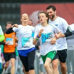 The 25th Lattelecom Riga marathon - Jānis Gaismins (13400)