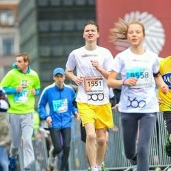 The 25th Lattelecom Riga marathon - Jānis Vidovskis (1551)